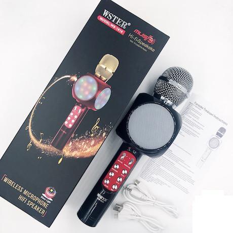 WSTER Bluetooth mikrofon WS-1816