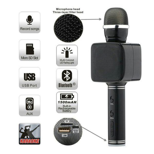 Mikrofon za karaoke YS-68
