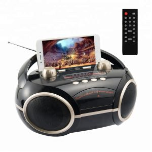 X-BASS bežični radio zvučnik s daljinskim upravljačem